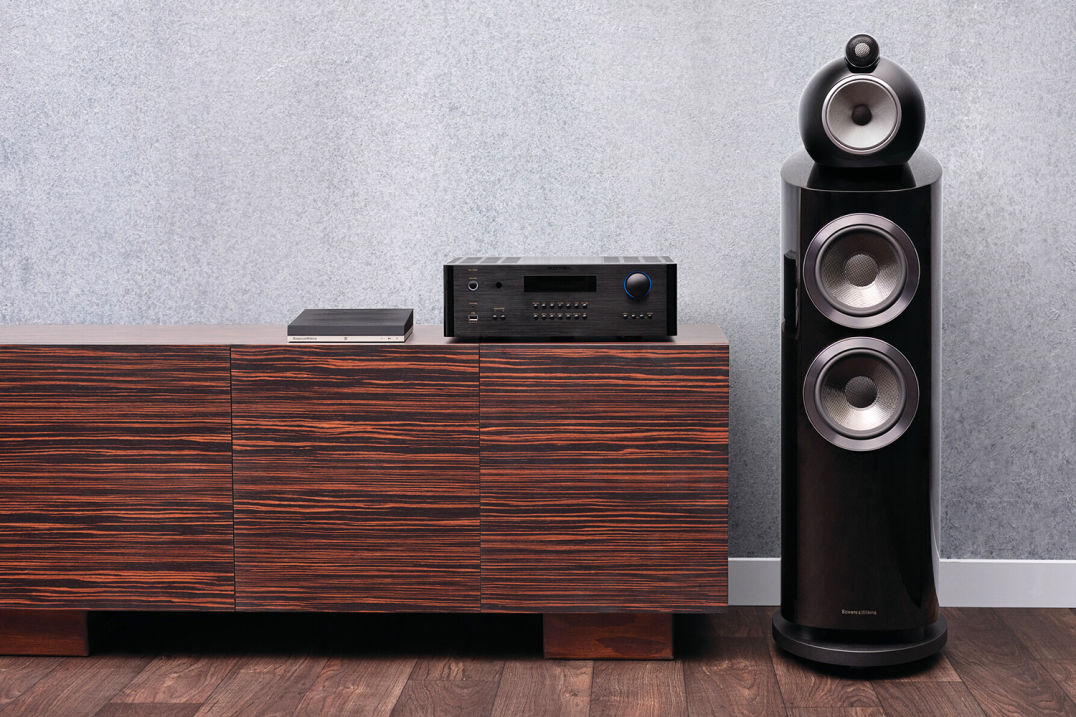 800 Series from Bowers and Wilkins.